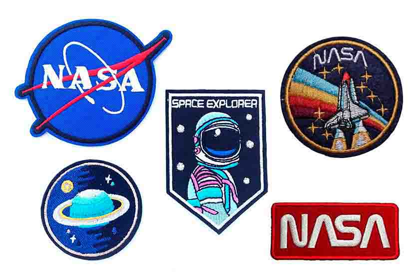 Parches nasa