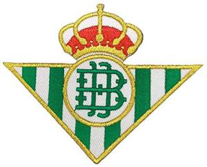Escudo Bordado del Betis