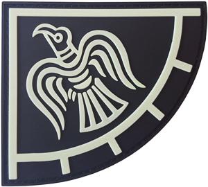 Parche Crossfit Dios Odin