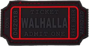 Parche Crossfit Ticket Walhalla Valhala