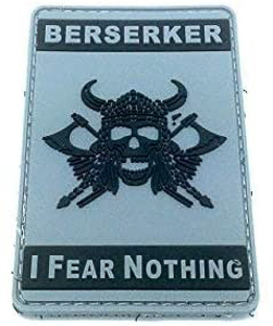 Parche Crossfit Vikingo